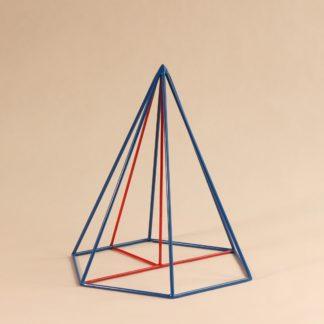 Sechsseitige Pyramide
